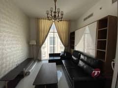 شقة في غلامز من دانوب الفرجان 2 غرف 58000 درهم - 5101877