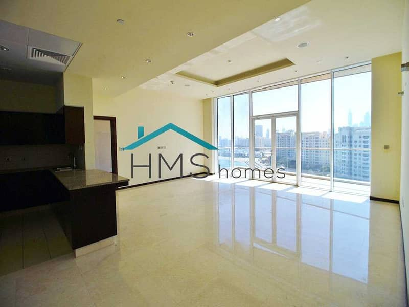 Tiara Residences | High Floor | Sea View