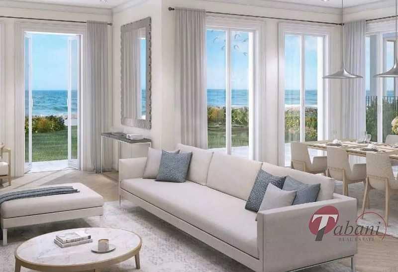 Full Sea View  Private Beach Access Genuine Resale