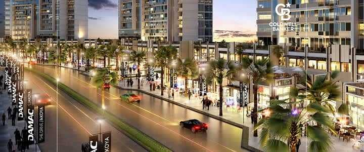 1 Bedroom Apartment for Sale in DAMAC Hills (Akoya by DAMAC), Dubai - Spacious 1 BR   Stunning Views   Handover in 2021