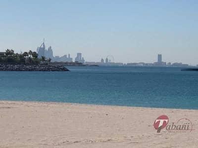Plot for Sale in Jumeirah, Dubai - Ultra High End Living| Beach Access Villa Plot