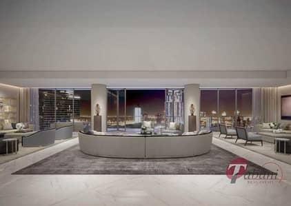 شقة 5 غرف نوم للبيع في وسط مدينة دبي، دبي - Luxury Living|Full Burj  Fountain View|High Floor