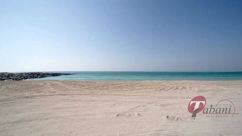 2 Full Sea Private Beach Freehold Villa Plot Jumeirah
