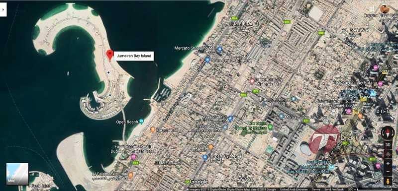 11 Full Sea Private Beach Freehold Villa Plot Jumeirah