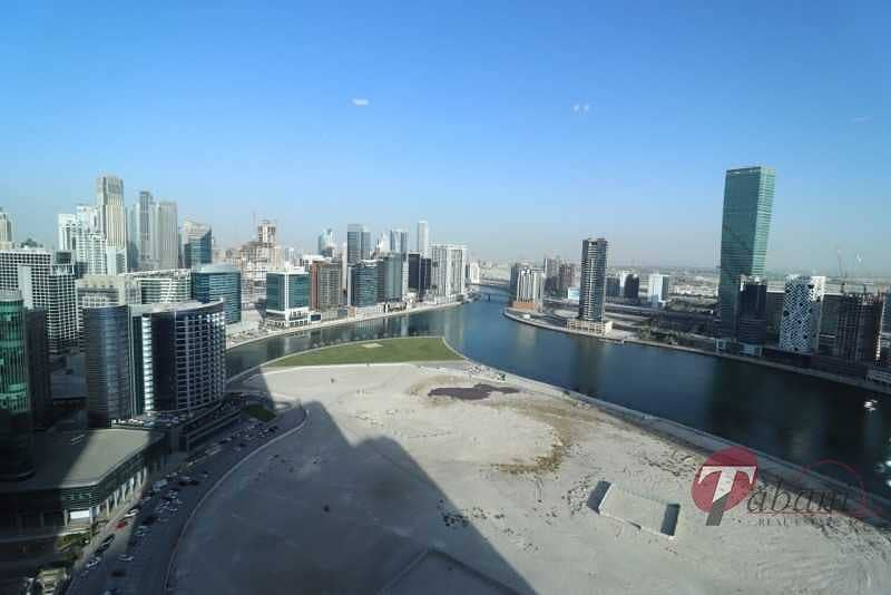 18 Up Graded|High End|Lake and Burj View| Vacant