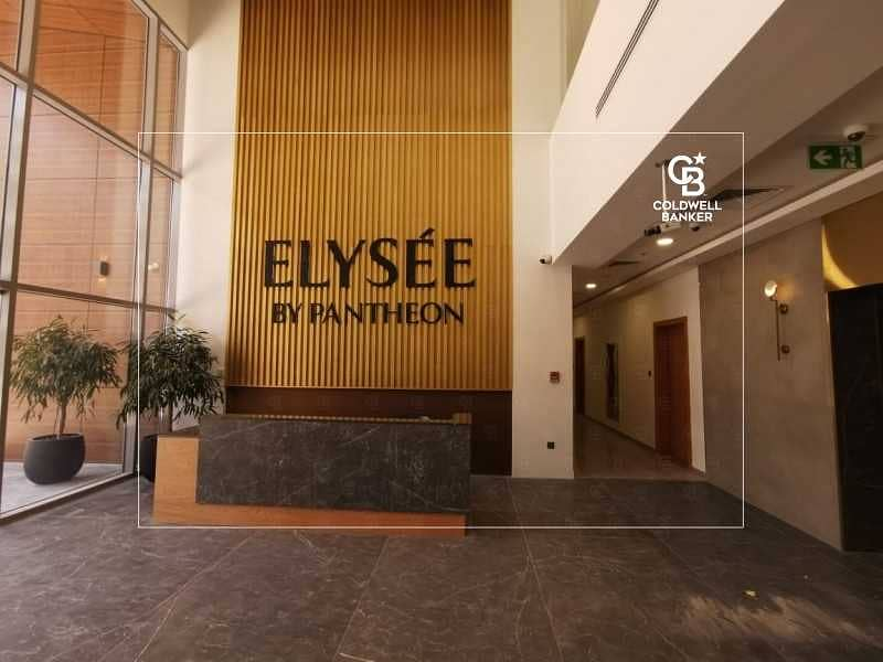 Brand new 1 bed with storage Pantheon Elysee  JVC