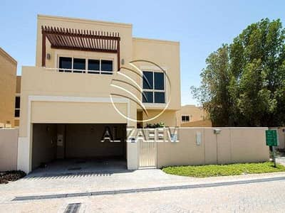 4 Bedroom Villa for Rent in Al Raha Gardens, Abu Dhabi - Have Fun L:iving In This Community   Type A