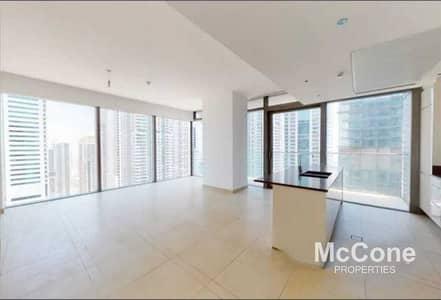 2 Bedroom Apartment for Rent in Dubai Marina, Dubai - High Floor | Amazing Marina View | Open Layout