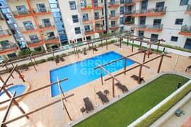 شقة في عزيزي أوركيد الفرجان 2 غرف 1300000 درهم - 5263530