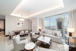 Luxurious Finish   High Floor   Sea Views   Vacant