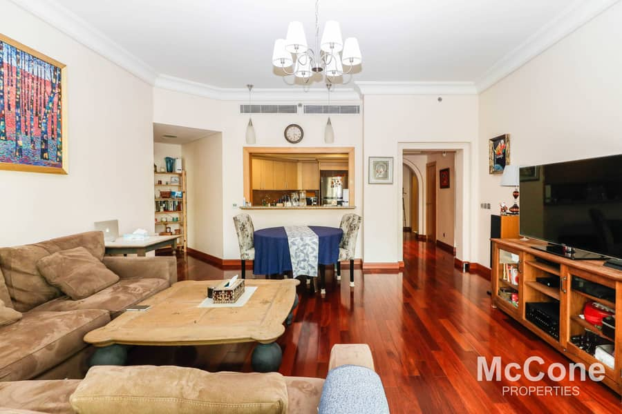 2 Upgraded Unit | Park View | Vacant on Transfer