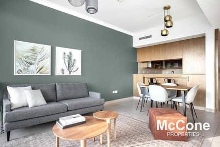 شقة 1 غرفة نوم للبيع في ذا فيوز، دبي - Stunning Home | High Floor | Golf & Marina View