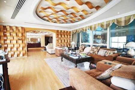 بنتهاوس 5 غرف نوم للبيع في أبراج بحيرات الجميرا، دبي - Upgraded 5 bed Duplex penthouse  Vacant on transfer