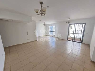 1 Bedroom Flat for Rent in Jumeirah Beach Residence (JBR), Dubai - Marina View | Bright | Open Planned