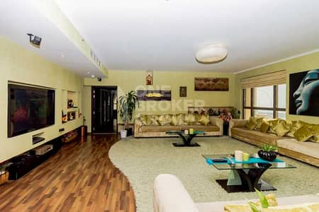 4 Bedroom Flat for Sale in Jumeirah Beach Residence (JBR), Dubai - Full Sea View I High Floor I Best Layout