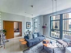 شقة في أبراج كلارين 1 أبراج كلارين وسط مدينة دبي 1 غرف 1800000 درهم - 5232076