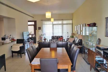 2 Bedroom Flat for Rent in The Greens, Dubai - Largest 2 BR  plus study pool park view