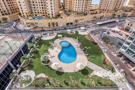 شقة 1 غرفة نوم للبيع في دبي مارينا، دبي - Genuine Resale | Prime Location | Partial Sea View
