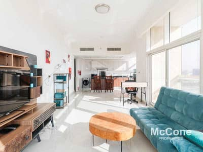 2 Bedroom Flat for Sale in Jumeirah Village Circle (JVC), Dubai - Genuine Resale | High Floor | Bright and Spacious