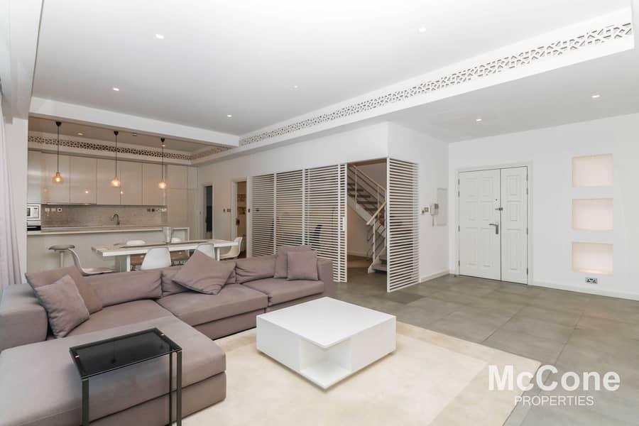 2 Exclusive | Stunning Duplex | Modern Design