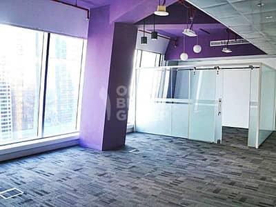 مکتب  للبيع في المنارة، دبي - Vacant Office| Kitchen and Private bathroom