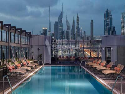 4 Bedroom Apartment for Sale in World Trade Centre, Dubai - Vacant Simplex |Above 30th Floor |SZR/Park View