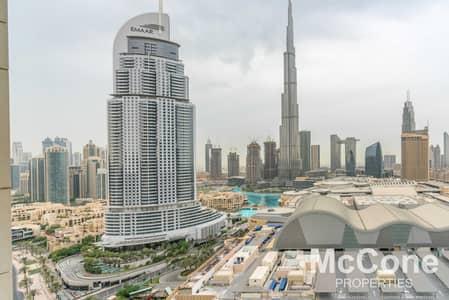 2 Bedroom Flat for Sale in Downtown Dubai, Dubai - Luxurious Finish | Stunning Burj Khalifa Views