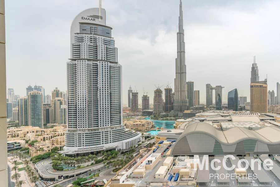 Luxurious Finish | Stunning Burj Khalifa Views