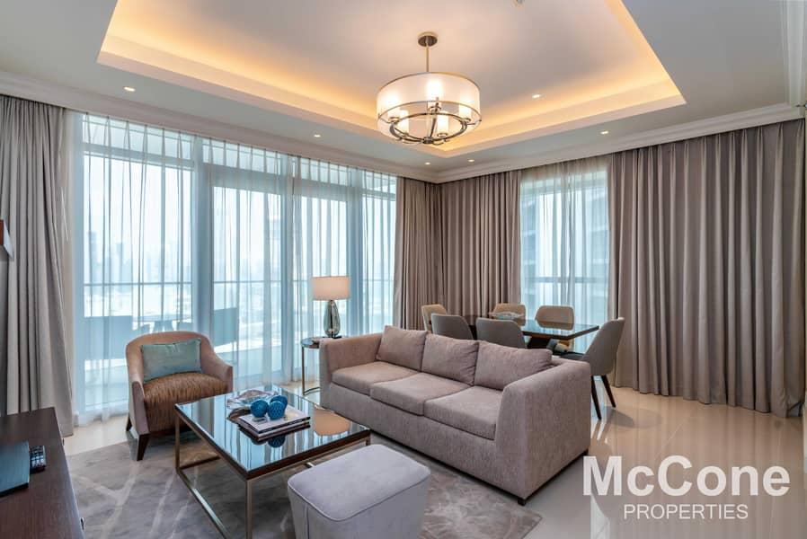 2 Luxurious Finish | Stunning Burj Khalifa Views