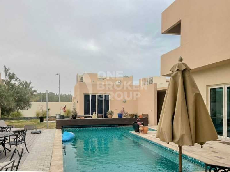 Type 2 | Huge Plot | Private Pool | Roof Terrace