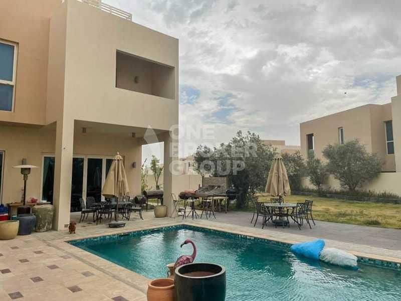 2 Type 2 | Huge Plot | Private Pool | Roof Terrace