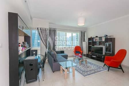 2 Bedroom Apartment for Sale in Dubai Marina, Dubai - Furnished 2 BR + Study | Rented on Transfer |