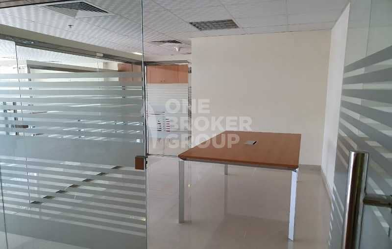 2 Fitted space with full lake view  Higher floor