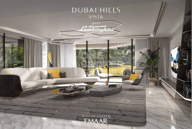 Niche Villas I Lamborghini Styled I Luxurious