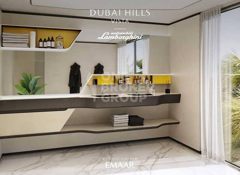2 Niche Villas I Lamborghini Styled I Luxurious