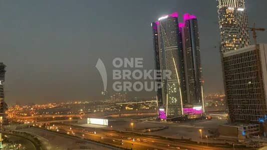 1 Bedroom Apartment for Rent in Business Bay, Dubai - Great Price | City View | Open Planned