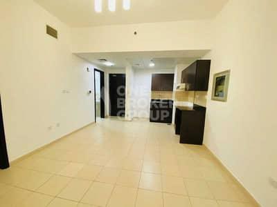 شقة 1 غرفة نوم للبيع في قرية جميرا الدائرية، دبي - Spacious unfurnished 1 BR with 2 balconies