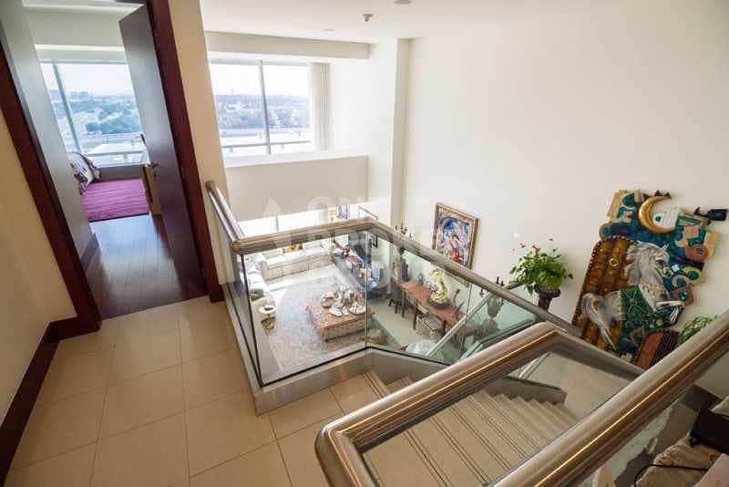 Luxury Lifestyle! Exclusive 3+m Duplex .