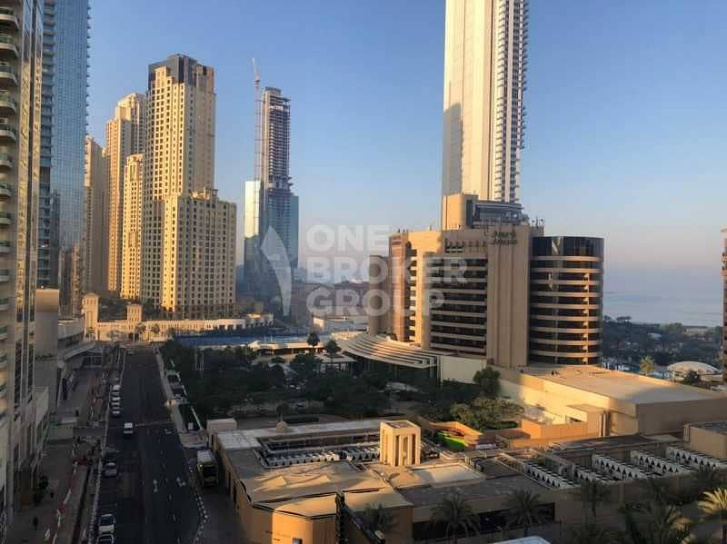 2 Unfurnished | One Bedroom | Sea View