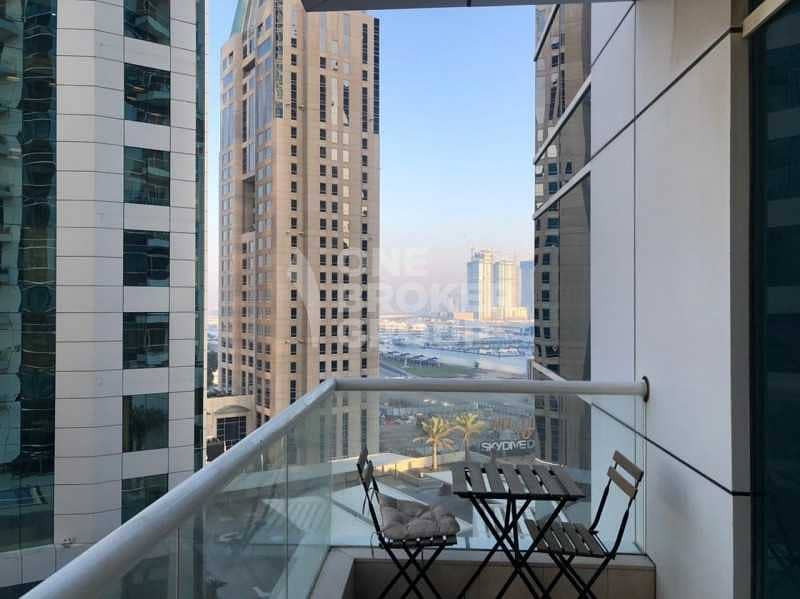 3 Unfurnished | One Bedroom | Sea View