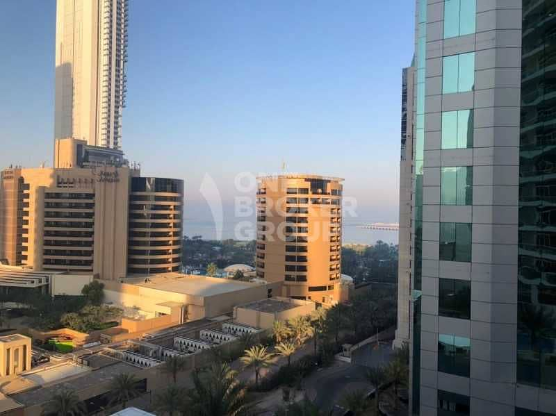 Unfurnished | One Bedroom | Sea View