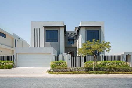 6 Bedroom Villa for Sale in Dubai Hills Estate, Dubai - Bespoke Villa|Manicured Garden|Entertainment Hall
