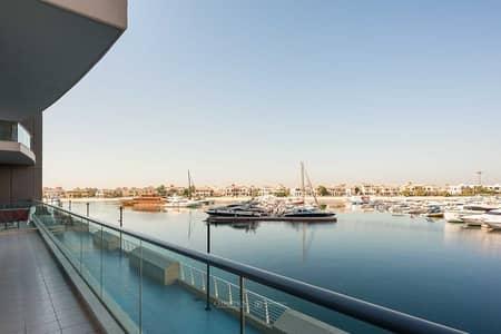 فلیٹ 2 غرفة نوم للبيع في نخلة جميرا، دبي - Exclusive   Full Marina view   Large Balcony