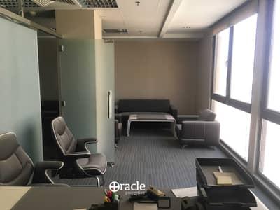 مکتب  للبيع في الممزر، دبي - مكتب ضخم / مجهز بالكامل / مؤثث / سكوير من أمنيات