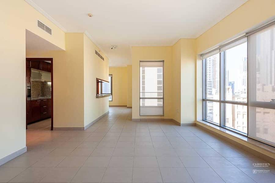 شقة في أبراج ساوث ريدج 1 أبراج ساوث ريدج وسط مدينة دبي 3 غرف 3450000 درهم - 5133006