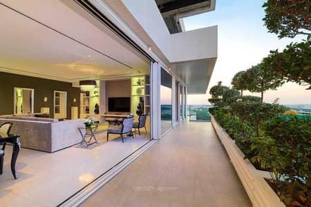4 Bedroom Penthouse for Sale in Al Barari, Dubai - Luxurious Penthouse in a Botanical Heaven
