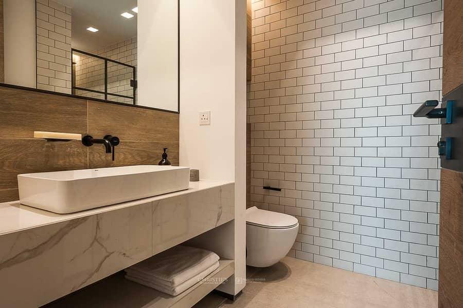 10 Luxury duplex penthouse - 3 bedroom + maids