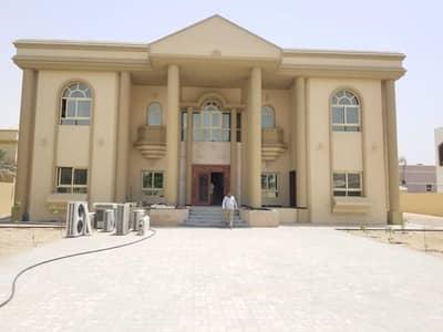 6 Bedroom Villa for Rent in Al Noaf, Sharjah - 12k sqft Brand new  6bhk villa for rent 200k in noaf 4 Sharjah
