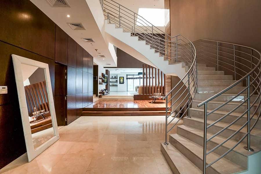 4 Bed Duplex Villa | Private Pool and Marina View