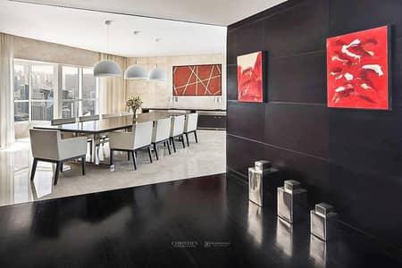 بنتهاوس 4 غرف نوم للايجار في دبي مارينا، دبي - Luxurious and spacious Penthouse in Marina